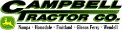 Campbell Tractor Logo